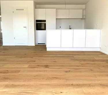 NEUBAU: Helle, moderne 3 Zi-Wohnung im Zentrum von Abstatt