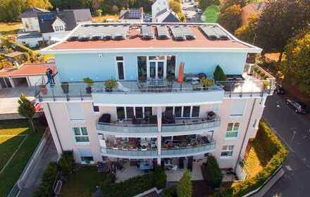 Penthouse im Top-Design, ökologisch und ohne CO2-Ausstoß, einzigartig in NRW!