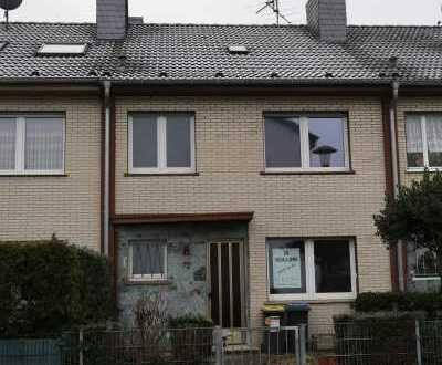 Köln-Porz/Urbach, Einfamilien-Reihenmittelhaus mit Garten und Garage