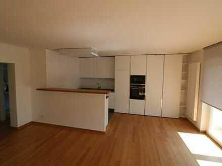 Erstbezug nach Sanierung: stilvolle 3-Zimmer-Wohnung mit Einbauküche und Balkon in Dachau