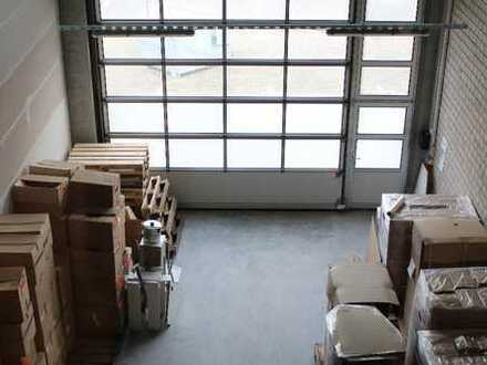 Hochwertige Gewerbe-/ Lagerhalle mit Büroraum
