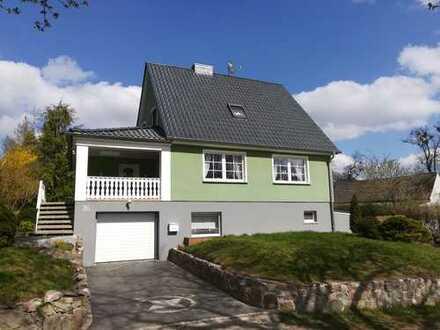 RESERVIERT Modernisiertes Einfamilienhaus in der wunderschönen Uckermark (Kreis), Boitzenburger Land