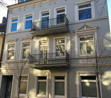 Harburg: Attraktive, modernisierte 3-Zimmer-Altbauwohnung in ruhiger Lage