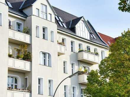 Vermietete Erdgeschosswohnung in der Baerwaldstraße als Kapitalanlage