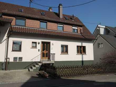 Schöne 4-5 Zimmerwohnung 120qm in Mönsheim - auch WG geeignet