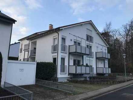 Sehr gepflegte 2-Zimmer-Wohnung mit 2 Balkonen, EBK + Tiefgarage in KL-Hohenecken