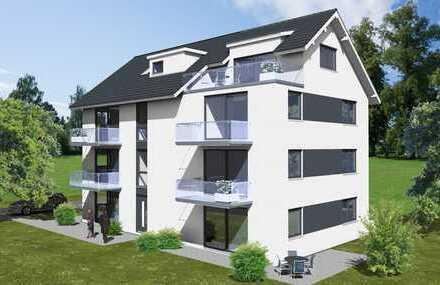 Neubau Penthousewohnung im 6 Familien-Wohnhaus in Egelsbach