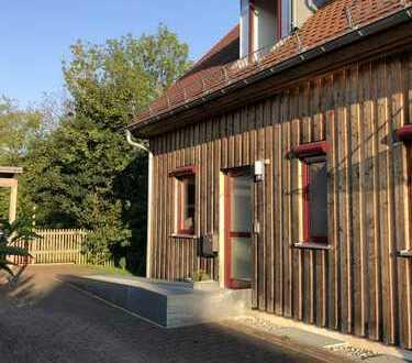 Behindertengerechte Doppelhaushälfte mit Aufzug zentrale Lage in Aichach Friedberg