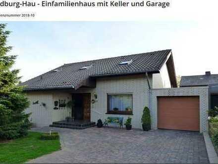 Einfamilienhaus mit Garage und Keller in Bedburg-Hau