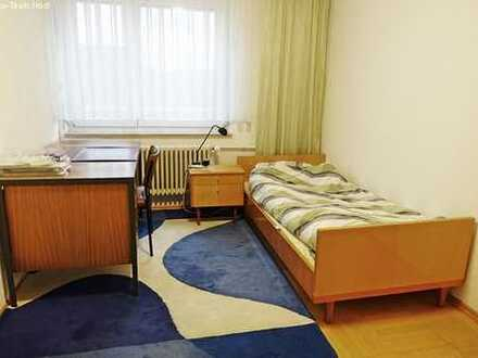 WG-Zimmer sucht männlichen Wochenendpendler für das Zimmer B