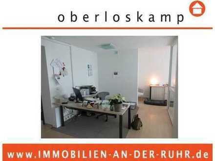 Provisionsfreie, gepflegte Büro- Praxisfläche mitten in der Mülheimer- City – gegenüber dem Katholis