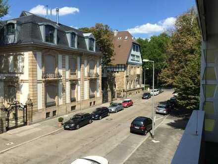 Traumwohnung: Oststadtperle mit Einbauküche, herrlicher Aussicht