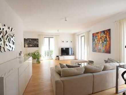 **Westend-Süd** Stilvolle 2 Zimmer-Neubauwohnung mit Terrasse!