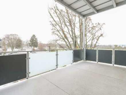 Aussichtsreich, hochwertig, klassisch - 3 Zi, 115 qm , Balkon, EBK