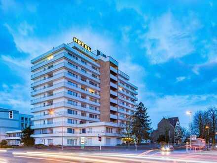 Möblierte 3-Raum-EG-Wohnung mit Terrasse in Krefeld