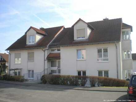 WBS erforderlich!!! 2-Zimmer Dachgeschoss Wohnung