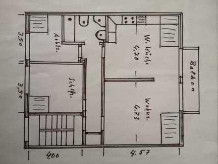 3-Zimmer-Wohnung mit Balkon in Gremberg, Köln