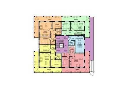Neubau Mehrfamilienhaus in Neckartailfingen z. Bsp. Haus 2 - Whg 2.8