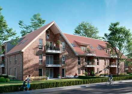 Neubau: Wohnanlage in Langenhagen OT Engelbostel