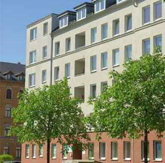 4-Zimmer-Wohnung mit Balkon im Neubau mit Aufzug