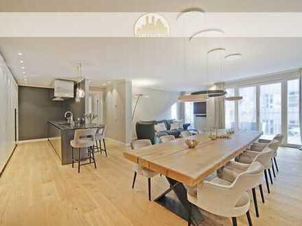 Neubau --- Exklusive 5-Zimmer City-Wohnung im LUDWIG