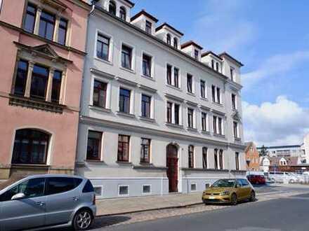Wohnen im Gründerzeithaus - Bezugsfreie 1-Raum-Dachgeschosswohnung mit EBK in Meißen