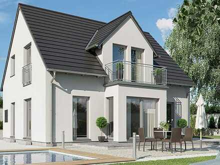 ** OCCASION ** Nähe Geltendorf geplante EFH (Neubau) inkl. Grund nur 655.000,- € T. 08205 5419985