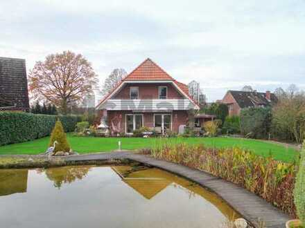 Charmantes Einfamilienhaus mit wunderschönem Garten!