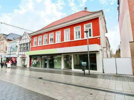 Hohes Entwicklungspotential in der zentralsten Einkaufsstraße von Delmenhorst