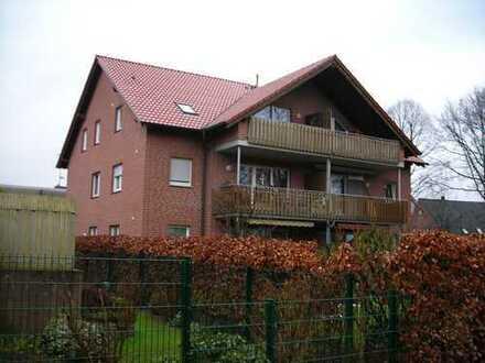 Gepflegte 3-Zimmer-DG-Wohnung mit Balkon in Dorsten-Wulfen