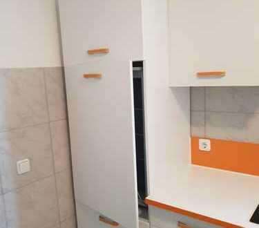 Stilvolle, neuwertige 1-Zimmer-EG-Wohnung mit EBK in Nürnberg - Aussenstadt-Sued