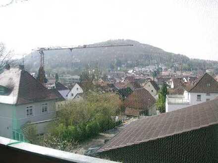Schöne 3ZKB, Berghausen, Höhenlage