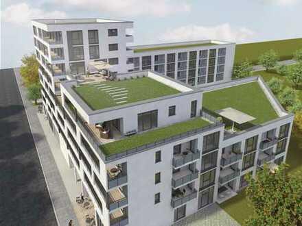 Zentrumsnahes Wohnen an der Neckarpromenade