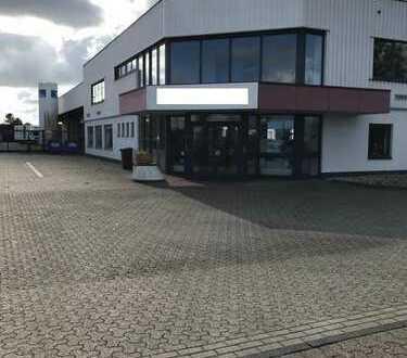 Modernes Produktions-/Lagergebäude mit zusätzlicher Anmietung von Büroflächen