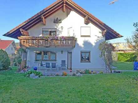 Verkauf auf Teil-Rentenbasis • Schönes Landhaus in Epfach am Lech
