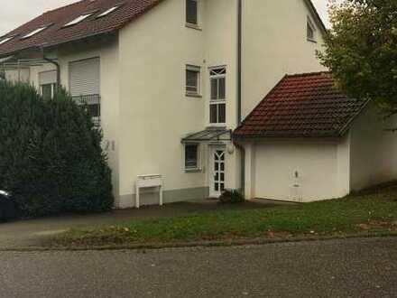 5-Zimmer-Wohnung mit Garten und Balkon in Neckarsulm - Amorbach