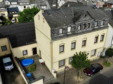 Neuer Wohnraum schaffen in Bad Salzig.