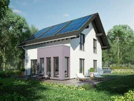 Viel Platz für Ihre Familie incl. Grundstück! KfW 55 Effizienzhaus