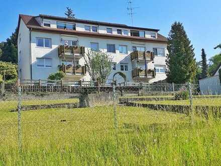 Rentable Kapitalanlage im Filstal: MFH (vollverm.) m. Ausbaureserve, Keller, Garten & Stellplätzen