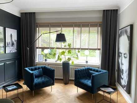 Boutique Office - exklusiv möblierte Büroräume ab 18qm direkt am Bürgerpark