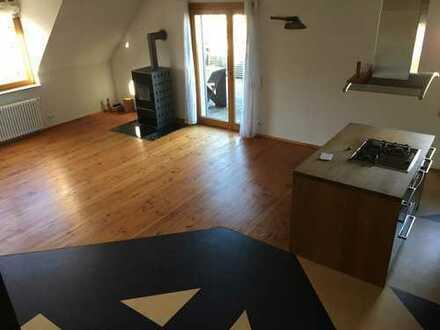 Maisonettenwohnung mit gehobener Ausstattung in Neuhausen -Schellbronn