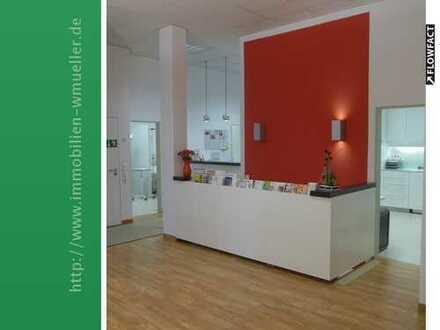 Gewerbefläche im EG für Büro, Kanzlei, oder Praxisräume inkl. 2 KFZ-Stellpl. zentral in Rain!