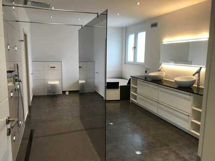 KL - Nord, LUXUS Maisonette mit 3 ZKB, 104m² Terrasse, XXL Badezimmer, Garage, Kamin u.v.m.