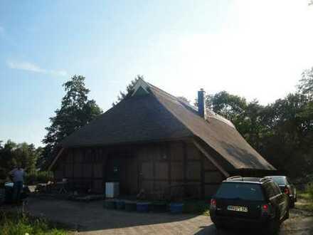 Liebhaber aufgepasst! Reetgedecktes Bauernhaus mit individuellen Gestaltungsmöglichkeiten!