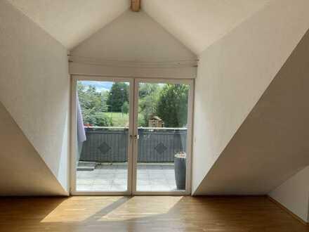 Gepflegte 2.5 Raum-Wohnung mit Balkon und Einbauküche in Wörth am Rhein