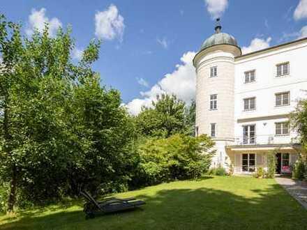 Repräsentative Einheit im Schlossgut Odelzhausen mit Weinkeller