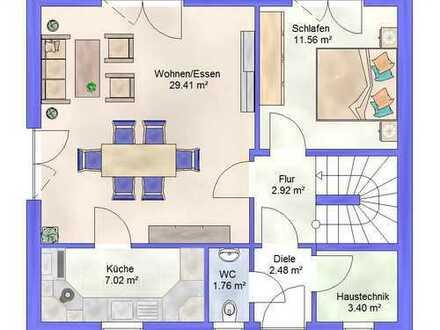 Wir bauen Ihr Traumhaus u. Sie auf unsere Erfahrung !!! inkl. Keller
