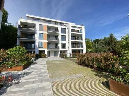 Erstbezug: stilvolle 2-Zimmer-Wohnung mit EBK und Balkon in Hofheim am Taunus