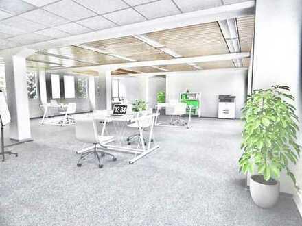Repräsentatives Büro mit Küchenbereich, Aufzug und Parkplätzen (Pforzheim)