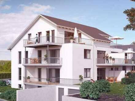 3-Zimmer-Wohnung in Muhr am See mit sonniger Südterrasse